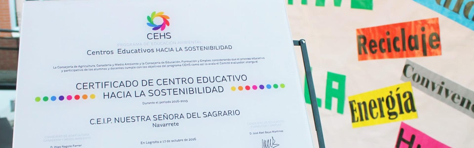 Proyecto de Centros Educativos Hacia la Sostenibilidad (CEHS)